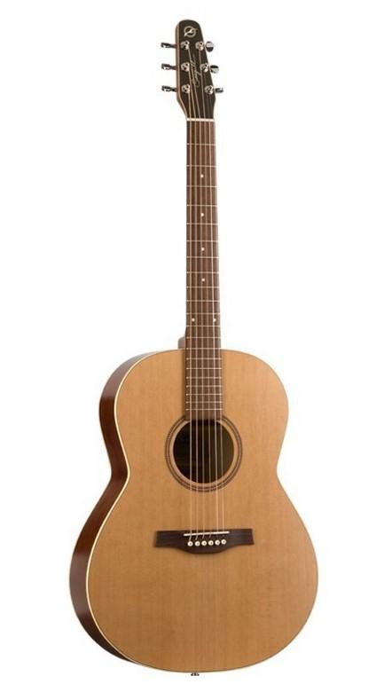 Seagull Coastline S6 Folk Cedar Concert Acoustic Guitar