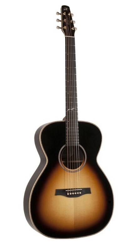 Seagull Artist Studio Cutaway Element Acoustic Electric Guitar