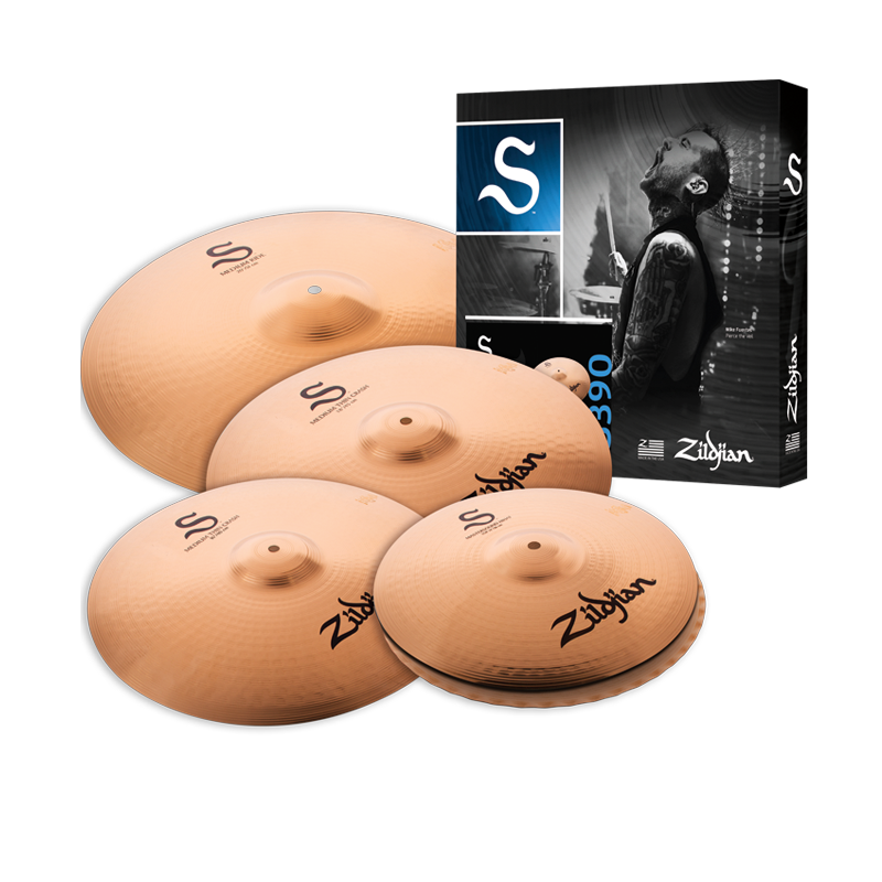 Zildjian S Family Performer Cymbal Set