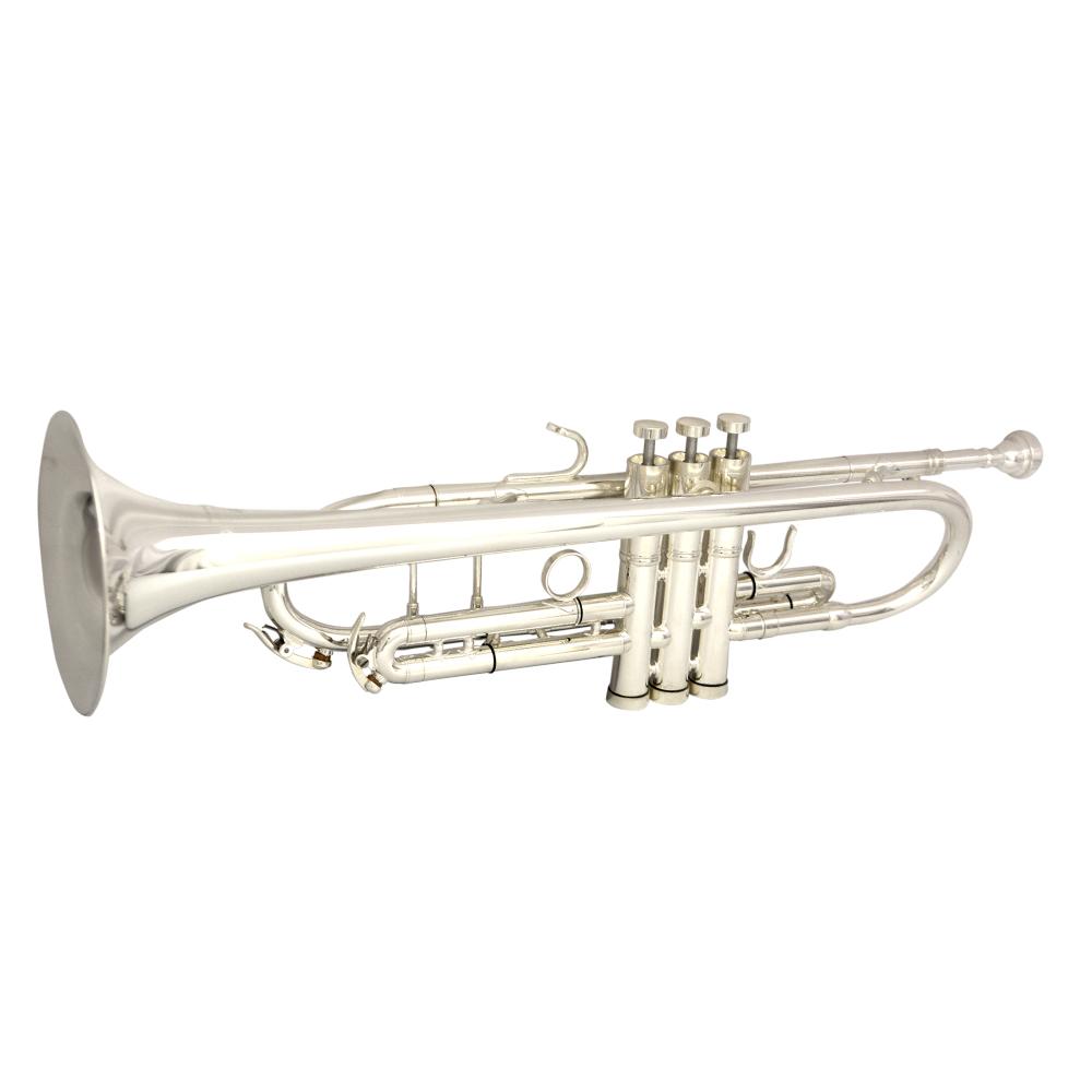 Schiller Frankfurt Elite Custom Trumpet Silver Plated