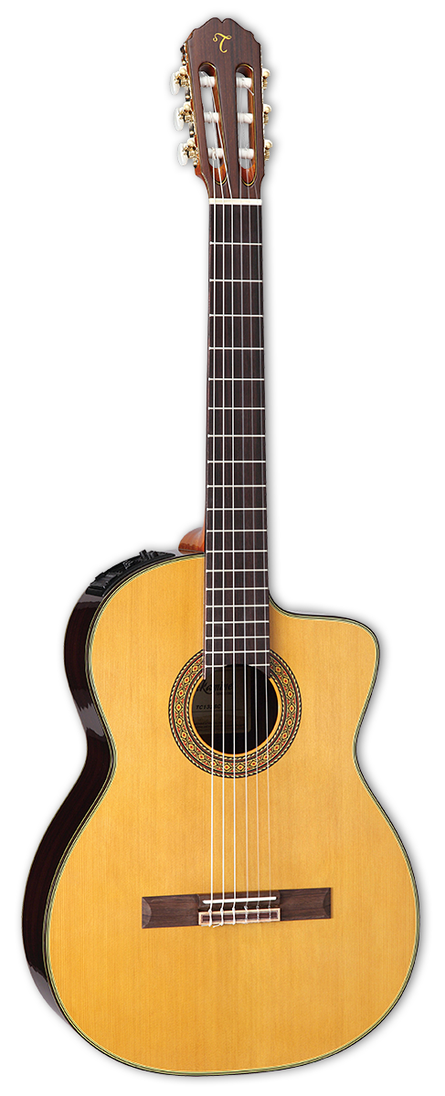 Takamine TC132SC Classical Acoustic Guitar