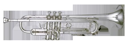 Kanstul Model 1070 Bb Trumpet