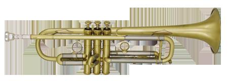 Kanstul Model 1600 Bb Trumpet