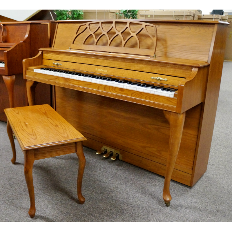 Baldwin Model 667 Upright Piano