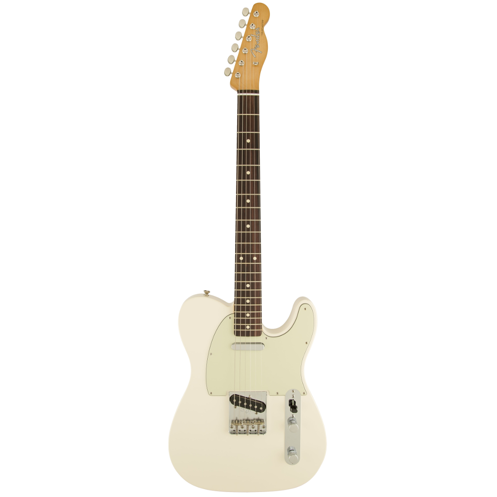 Fender Classic Series '60s Telecaster® Olympic White Rosewood Fingerboard Electric Guitar