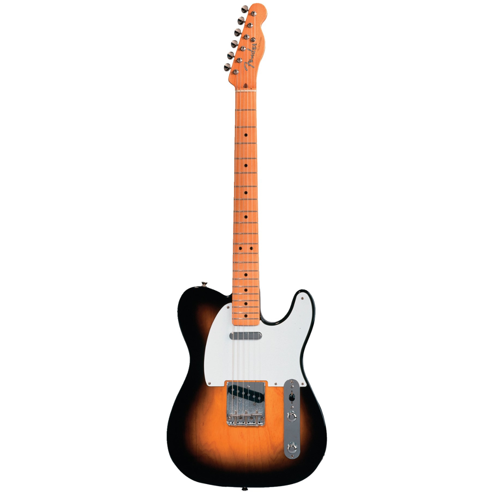 Fender Classic Series '50s Telecaster® 2-Color Sunburst Maple Fingerboard Electric Guitar