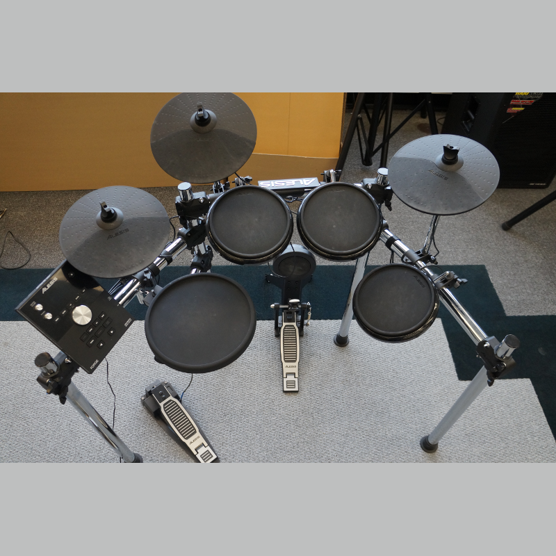 Alesis Forge Kit Eight-Piece Drum Kit