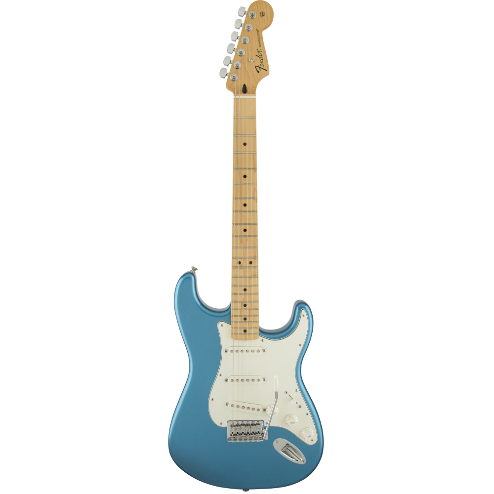 Fender Standard Stratocaster® Lake Placid Blue Maple Fingerboard Electric Guitar