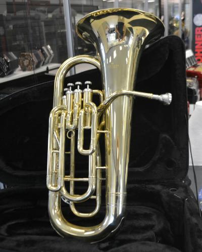 Schiller 4 Valve Euphonium