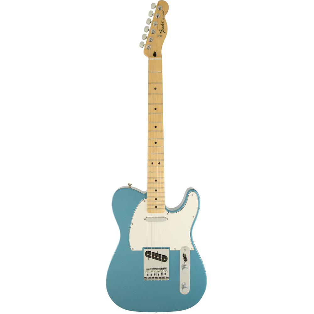 Fender Standard Telecaster® Lake Placid Blue Maple Electric Guitar