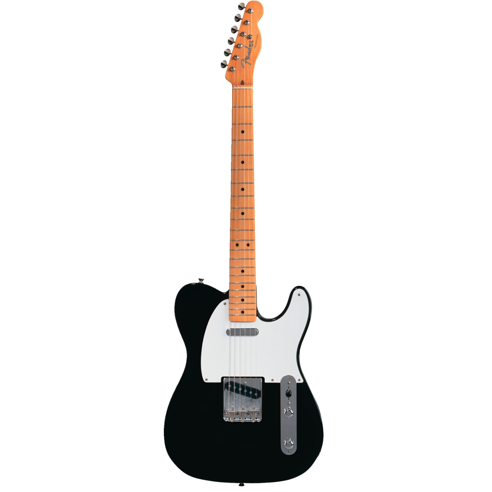 Fender Classic Series '50s Telecaster® Black Maple Fingerboard Electric Guitar