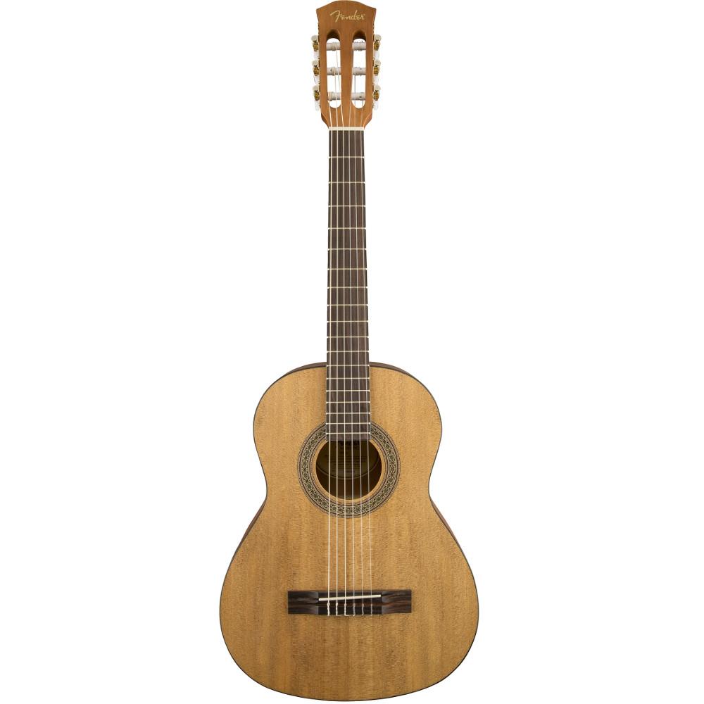 Fender MC-1 3/4 Nylon Acoustic Guitar w/ Gig Bag