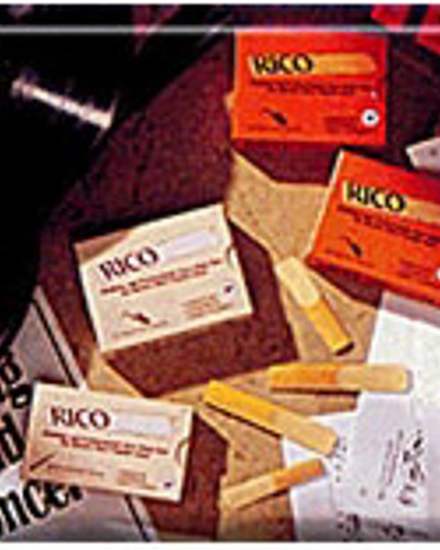 Rico Eb Clarinet Reeds (Assorted Strengths)