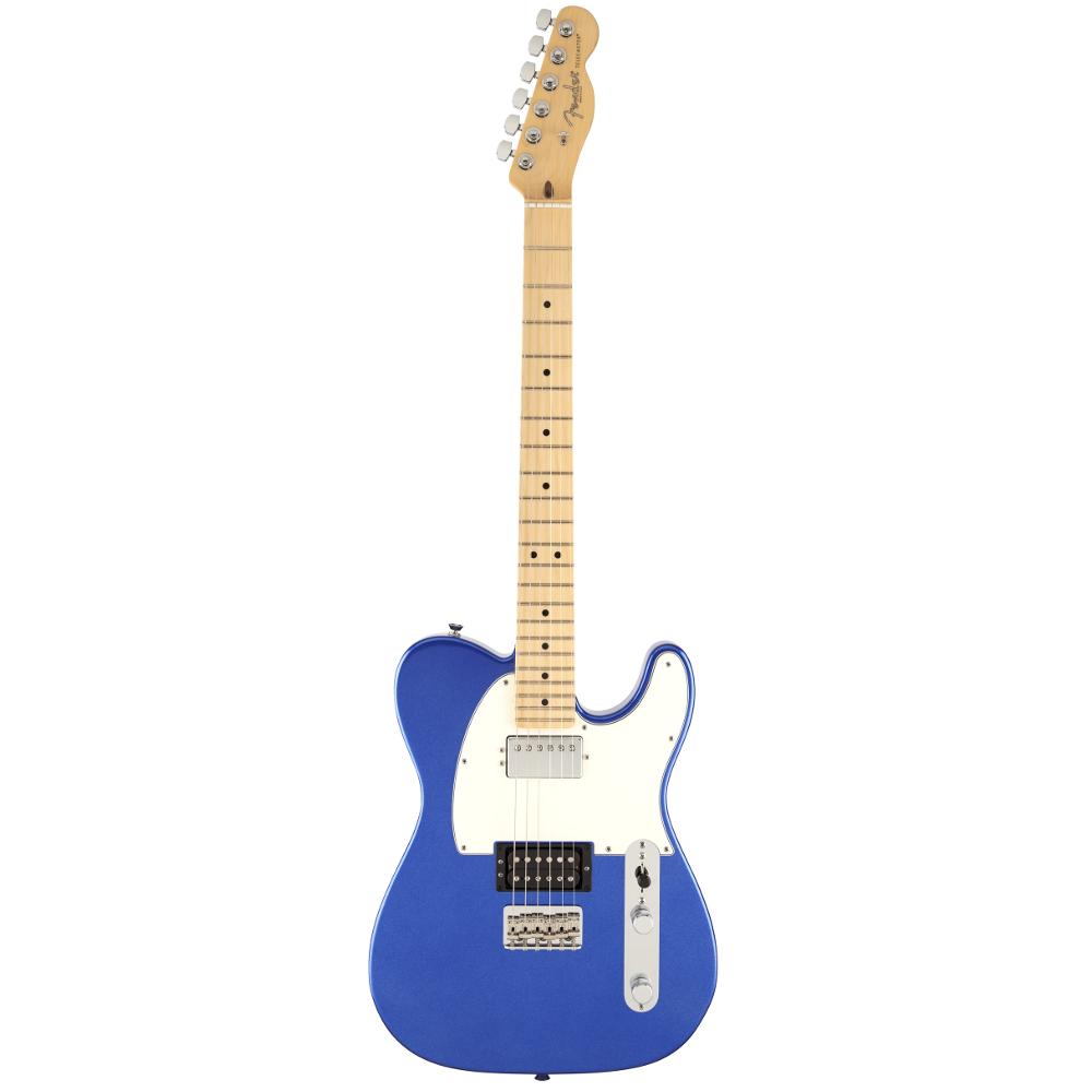Fender American Standard Telecaster® HH Ocean Blue Metallic MN Electric Guitar