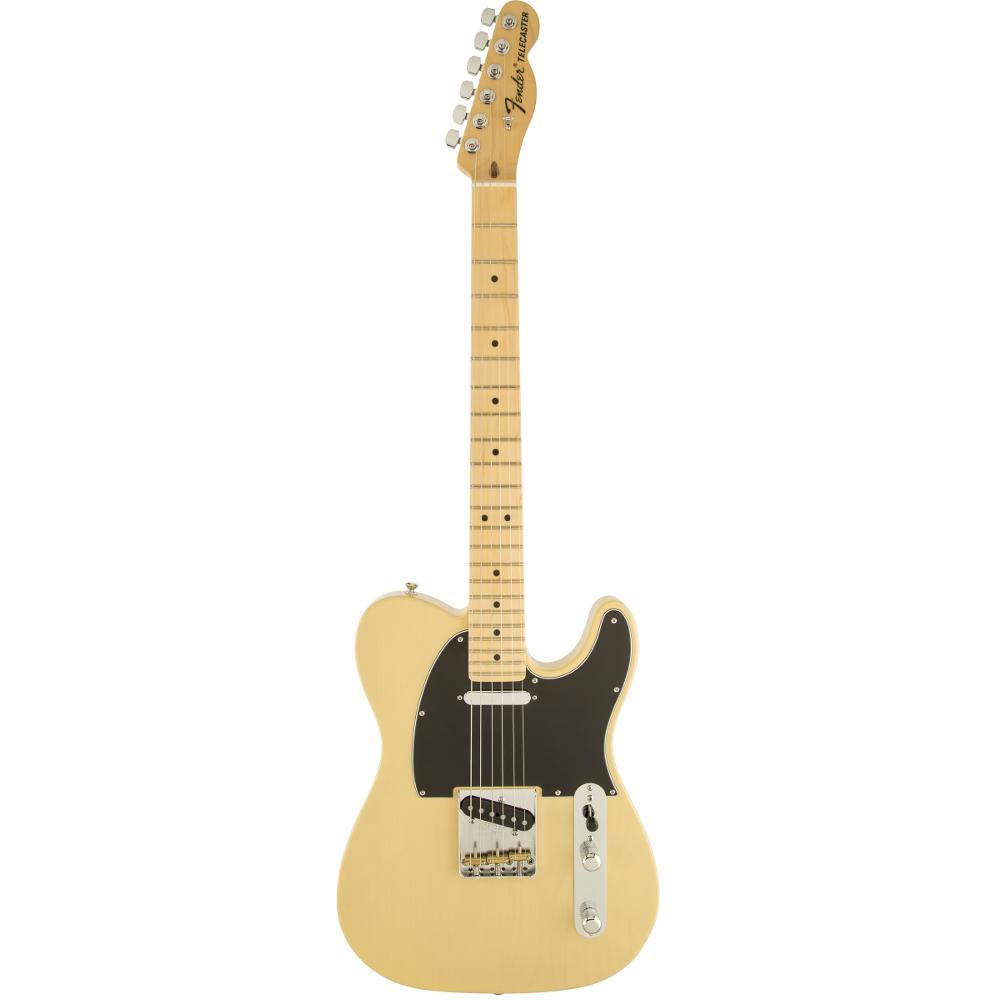 Fender American Special Telecaster® Vintage Blonde Maple Fingerboard Electric Guitar