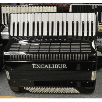Excalibur Wetbestin 120 Bass Accordion