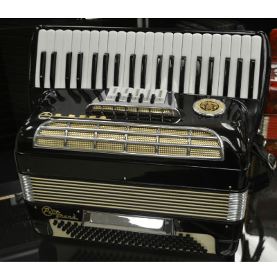 La Duca Bros 120 Bass Piano Accordion