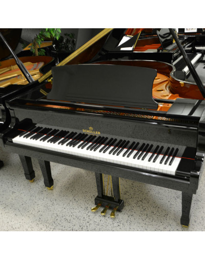 Schiller Performance Grand Piano 5'8