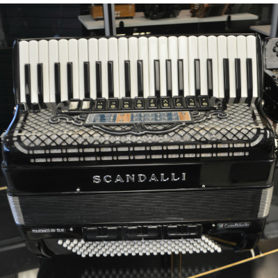 Scandalli Polifonica XIV Piano Accordion