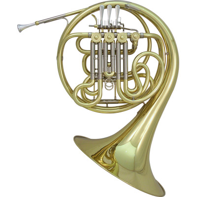 Kanstul Model 335 F/Bb Geyer-style Double Horn