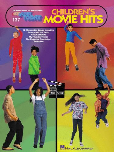 Children's Movie Hits - E-Z Play?? Today Series Volume 137