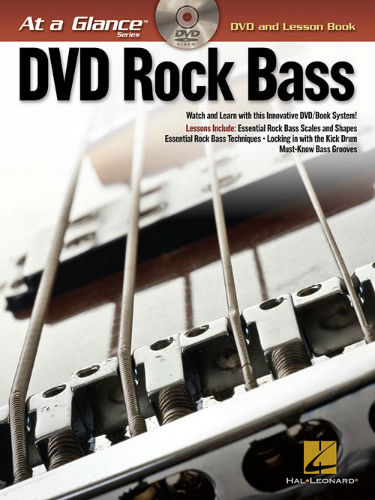 Rock Bass Book and DVD