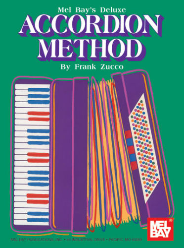 Deluxe Accordion Method Book