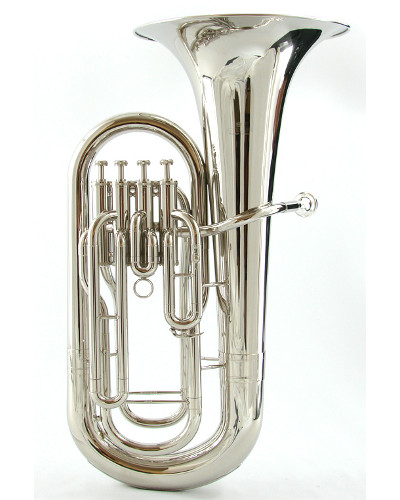 Schiller Model 400 Nickel Plated Euphonium