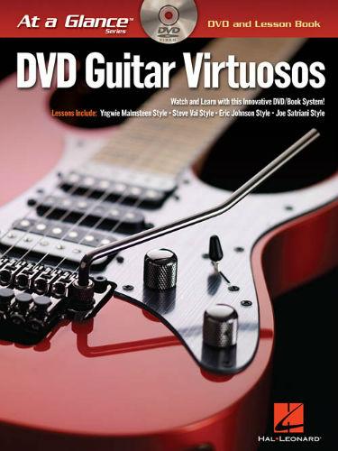 Guitar Virtuosos Book and DVD