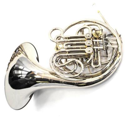 Schiller American Elite VI French Horn - Nickel Plated