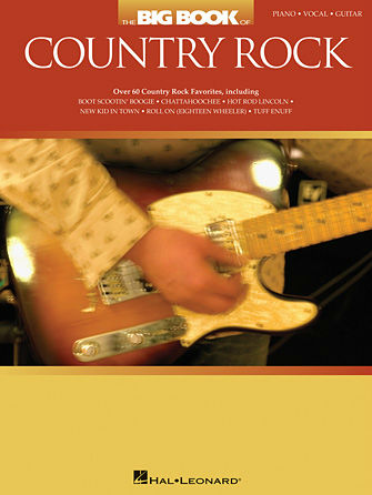 Big Book of Country Rock - Big Books of Music Series