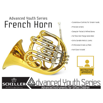 Schiller Advanced Youth Series French Horn