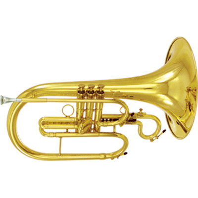 Kanstul Model 284 F Marching French Horn