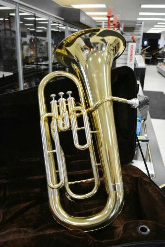 Schiller Baritone 3 Valve Gold