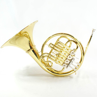 Schiller American Heritage Single French Horn 4 Keys Bb/A