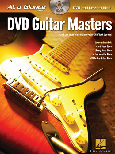 Guitar Masters Book and DVD
