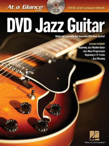 Jazz Guitar Book and DVD
