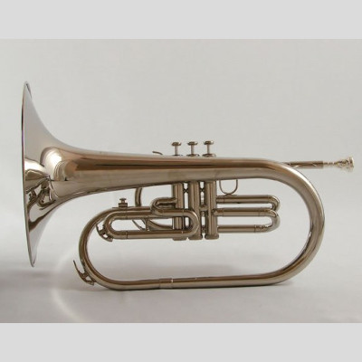 Schiller Professional Field Series Marching Mellophone