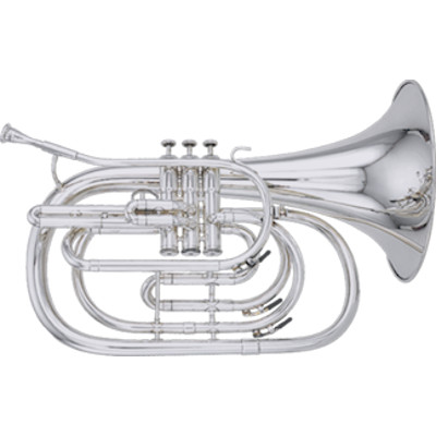 Kanstul Model 285 Bb Marching French Horn