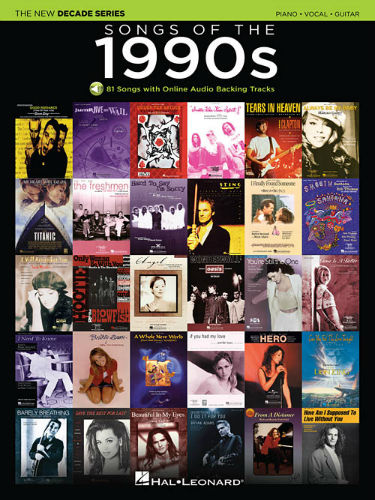 Songs of the 1990s – The New Decade Series