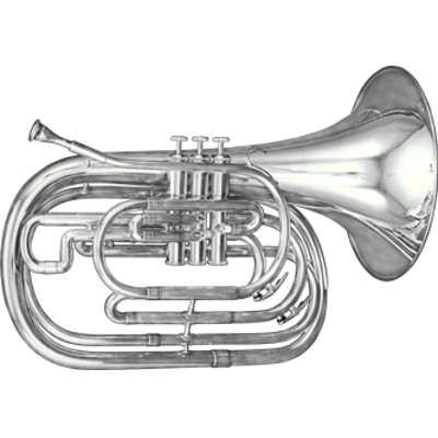 Kanstul Model 185 G French Horn Bugle
