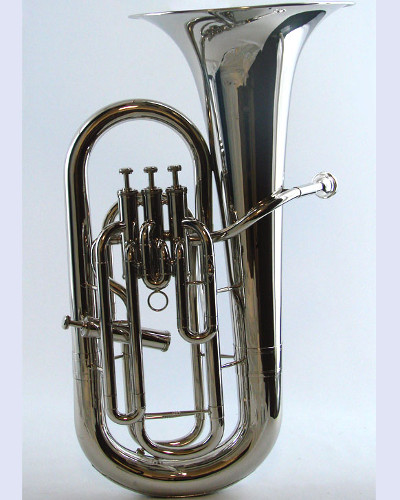 Schiller Model 450 Nickel Euphonium