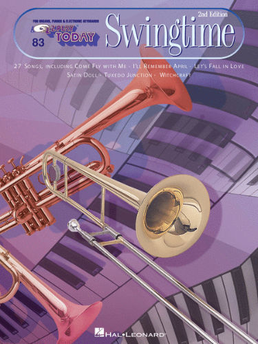 Swingtime – 2nd Edition - E-Z Play® Today Series Volume 83