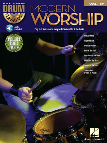 Modern Worship - Drum Play-Along Series Volume 27