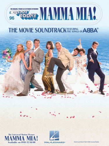 Mamma Mia – The Movie Soundtrack - E-Z Play® Today Series Volume 96