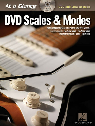 Scales & Modes Book and DVD