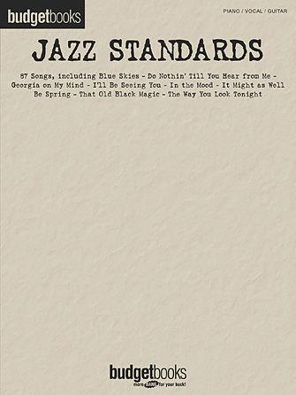 Jazz Standards - Budget Books Series