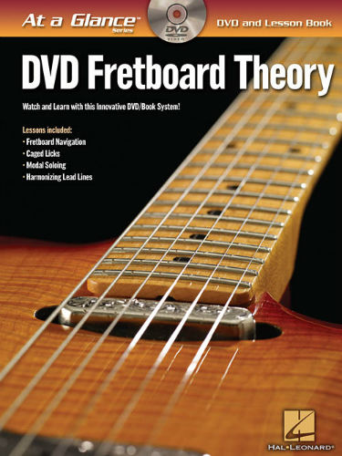 Fretboard Theory Book and DVD