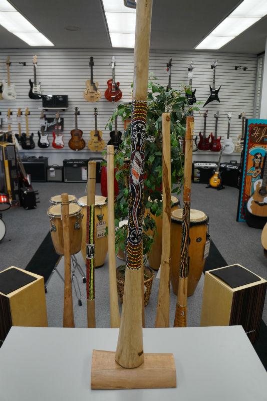 Didgeridoo Teak 51