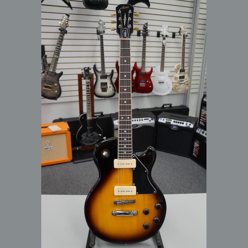 Austin Super-6 Electric Guitar P90s